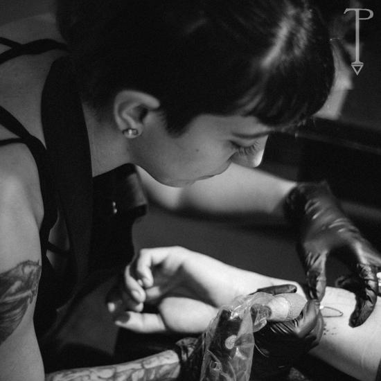 Moon Tattoo - Austin, TX